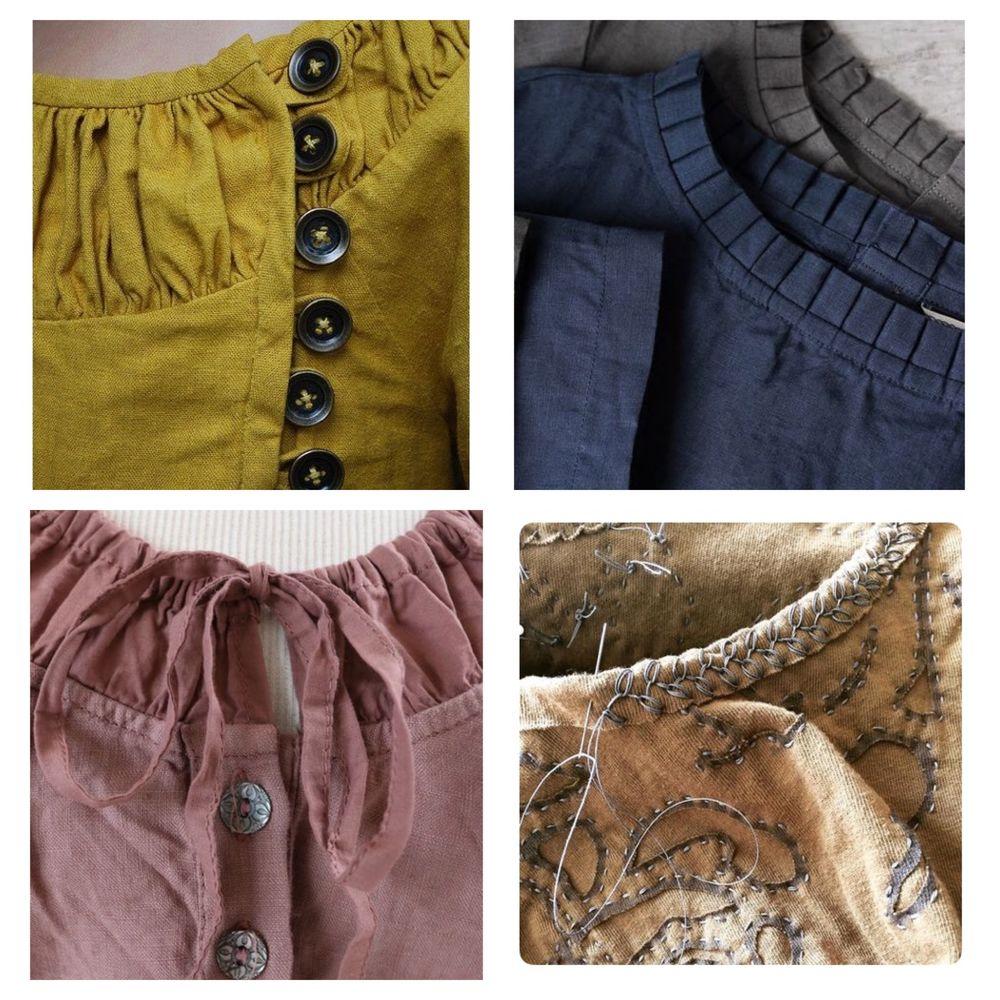 Детали решают все, или Превращаем обычную одежду в арт-объект, фото № 10