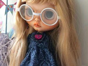 Ева New Doll Castom Blythe. Ярмарка Мастеров - ручная работа, handmade.