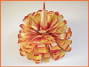 How to Make a Fancy Quilling Flower. Livemaster - handmade