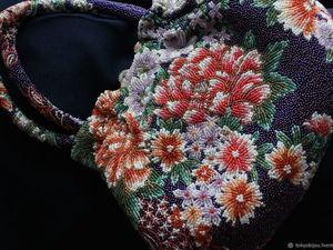 Скидка 15 % на все сумочки и клатчи из Японии сегодня, 25 мая. Ярмарка Мастеров - ручная работа, handmade.