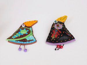 Сотрудничество и вороны. Ярмарка Мастеров - ручная работа, handmade.