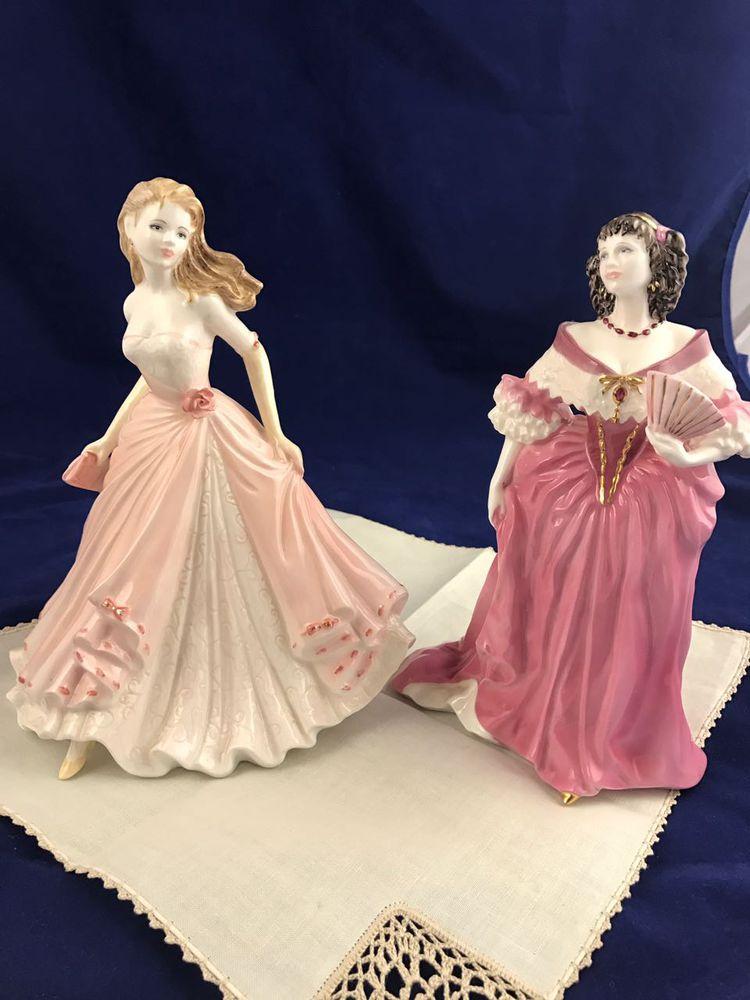 статуэтка, английский фарфор, коллекционирование, подарок, royal doulton, для дома и интерьера, винтажный