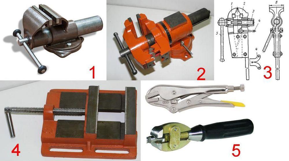 обзор тисков, шрабкугель, ювелирные тиски, гравицапа, зажимной инструмент, гравировка