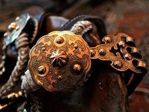 Медные украшения. Как хранить и ухаживать. | Ярмарка Мастеров - ручная работа, handmade