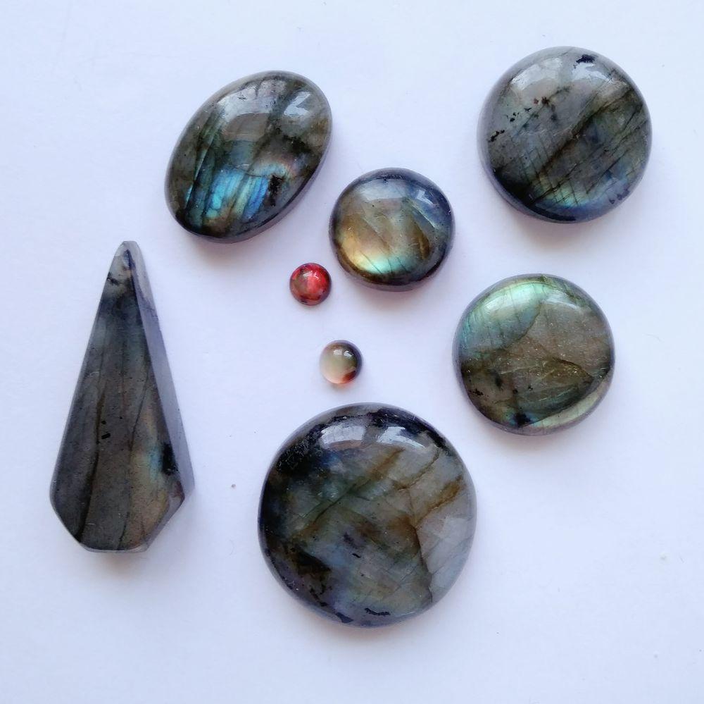 камни украшения, вдохновение