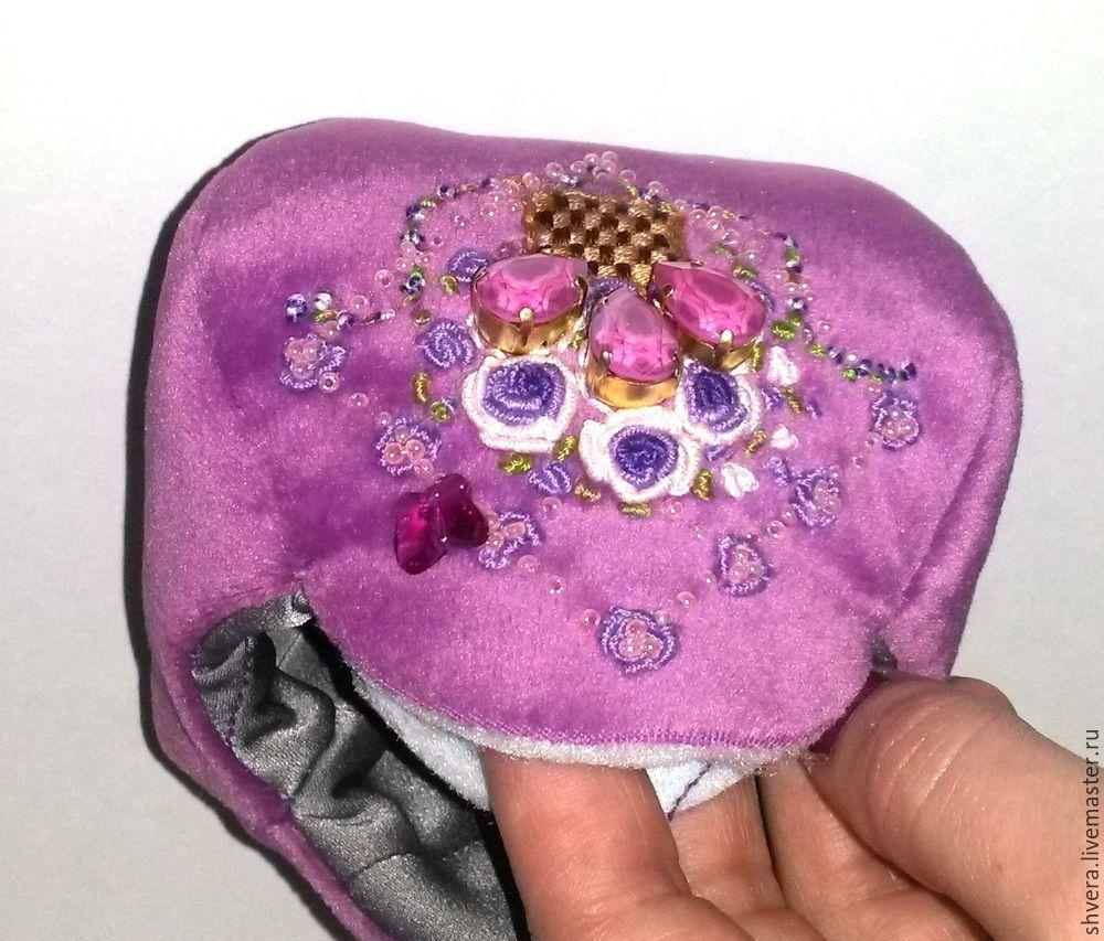 Шьем очаровательный кошелек в винтажном стиле, фото № 22