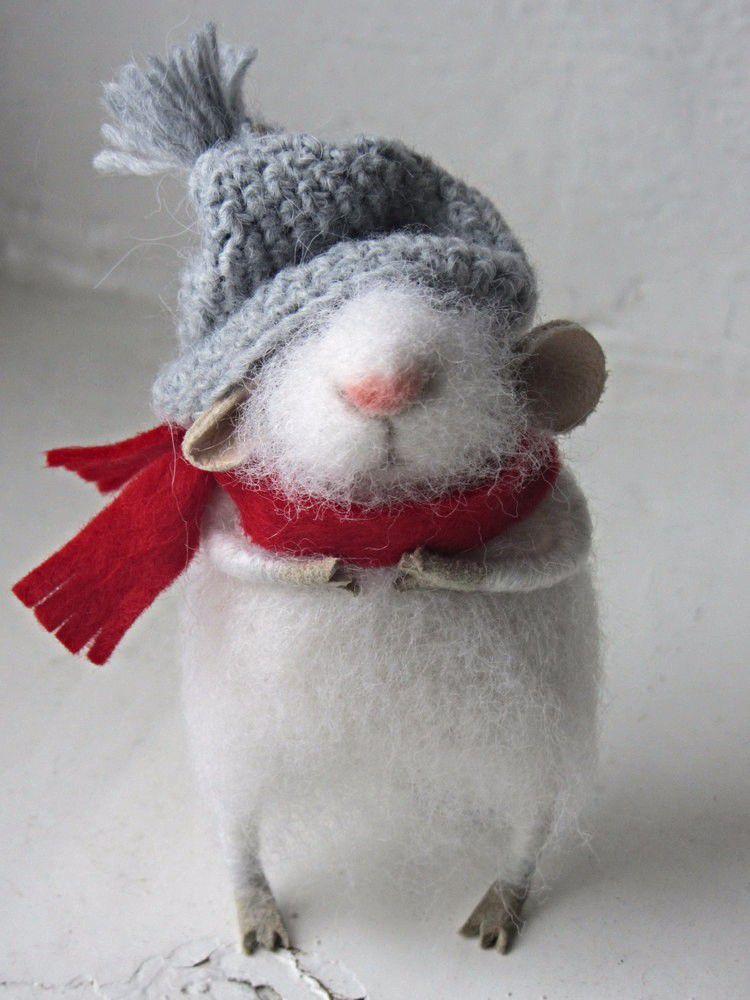 аукцион, мышонок