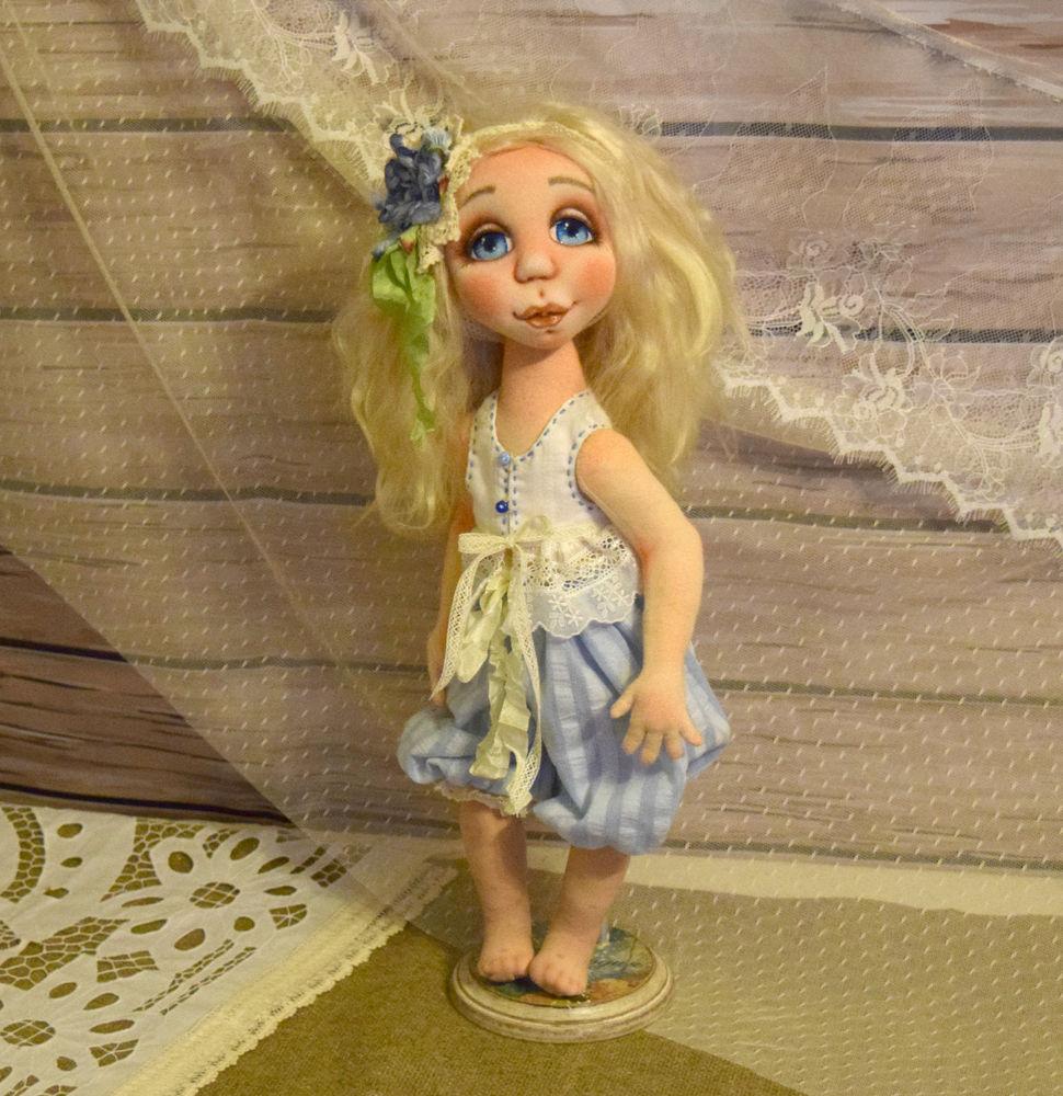 кукла с душой