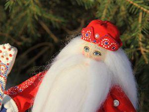 Голосуем за Дедушку Мороза из русской сказки!   Ярмарка Мастеров - ручная работа, handmade