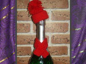 Создаём новогодний декор «Шапочка». Ярмарка Мастеров - ручная работа, handmade.