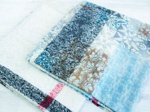 Тренд сезона- двухсторонние платки с клеткой Burberry!. Ярмарка Мастеров - ручная работа, handmade.