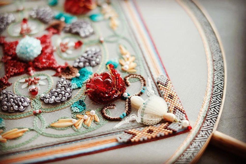handmade embroidery