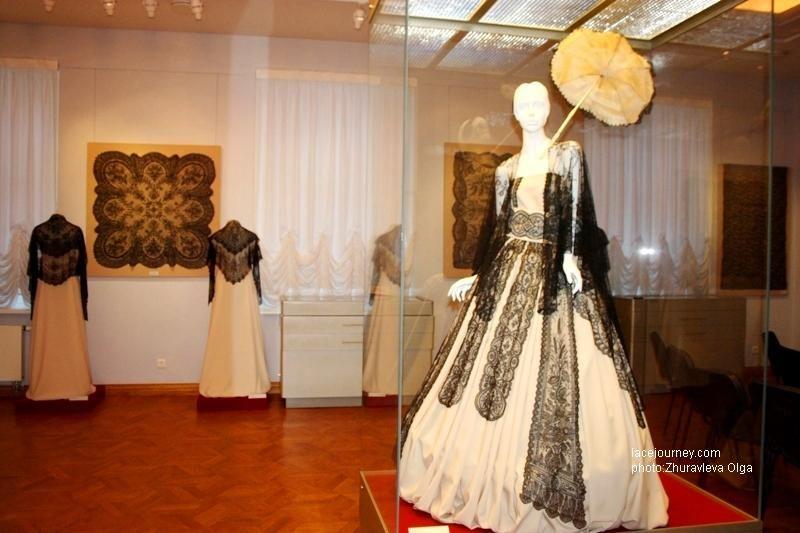 Вологодское кружево как культурное наследие России