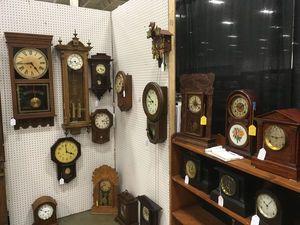 Скидка на старинные каминные часы. Ярмарка Мастеров - ручная работа, handmade.