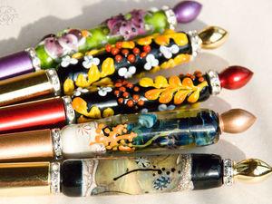 Галерея lampwork 7-13 августа | Ярмарка Мастеров - ручная работа, handmade