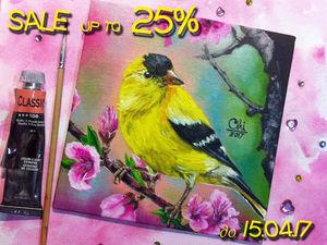 Скидки на Картины до 25%! | Ярмарка Мастеров - ручная работа, handmade