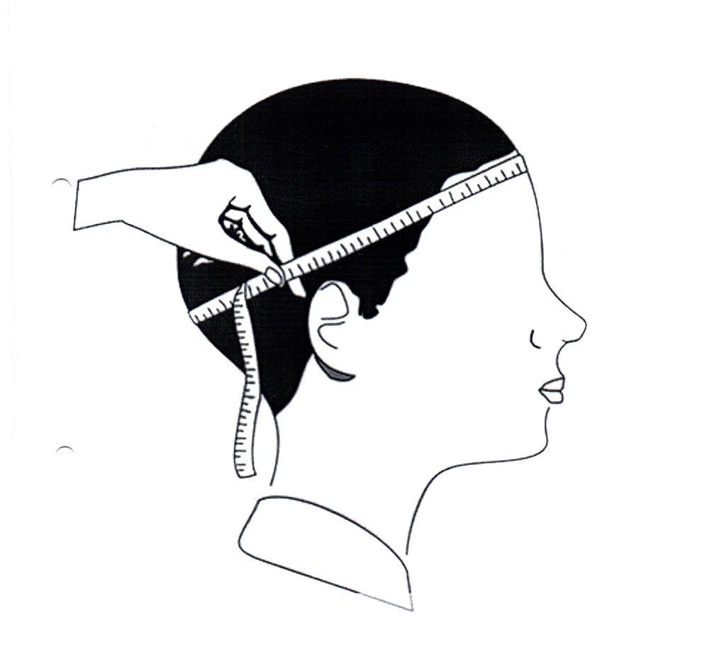 снятие мерок для вязания шапки ярмарка мастеров