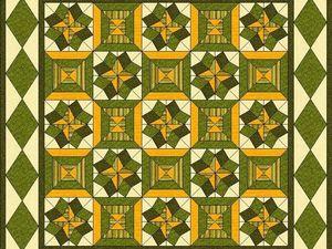 Лоскутные одеяла, дизайны. Ярмарка Мастеров - ручная работа, handmade.