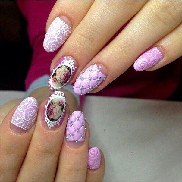 Безумно красивый дизайн ногтей