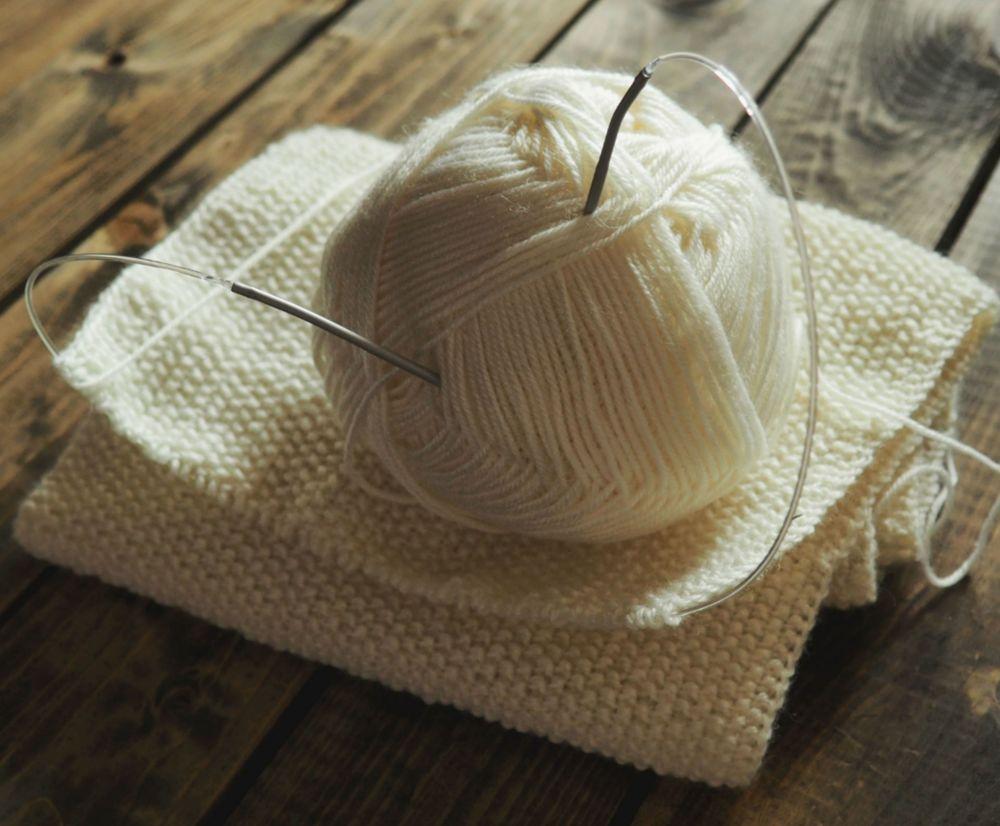 Полезные и теплые вязаные вещи для стройняшек
