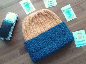 Распродажа вязаных шапок! Для детей и взрослых. Ярмарка Мастеров - ручная работа, handmade.