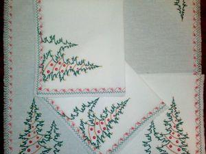 Для декора новогоднего стола. Ярмарка Мастеров - ручная работа, handmade.