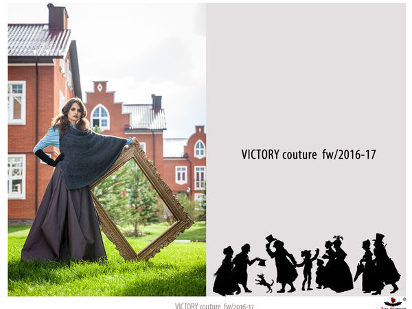 Victory couture  fw. Lookbook.   Ярмарка Мастеров - ручная работа, handmade