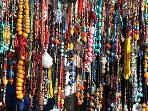 """Анонс аукциона """"Бусы, колье, цепочки."""" и набор мастеров. Ярмарка Мастеров - ручная работа, handmade."""
