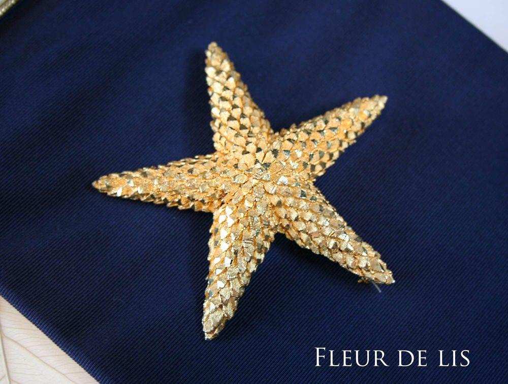 звезда, брошь, trifari