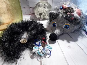 В ожидании чуда в новогоднюю ночь. Ярмарка Мастеров - ручная работа, handmade.