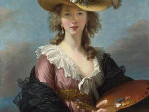 Женские судьбы. Женщины на портретах Elisabeth Vigee Le Brun. Ярмарка Мастеров - ручная работа, handmade.