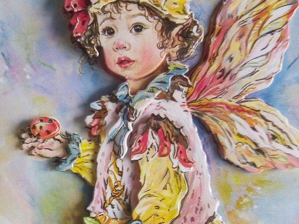 НОВИНКА!!! Солнечная Фея бирюзового дня! | Ярмарка Мастеров - ручная работа, handmade