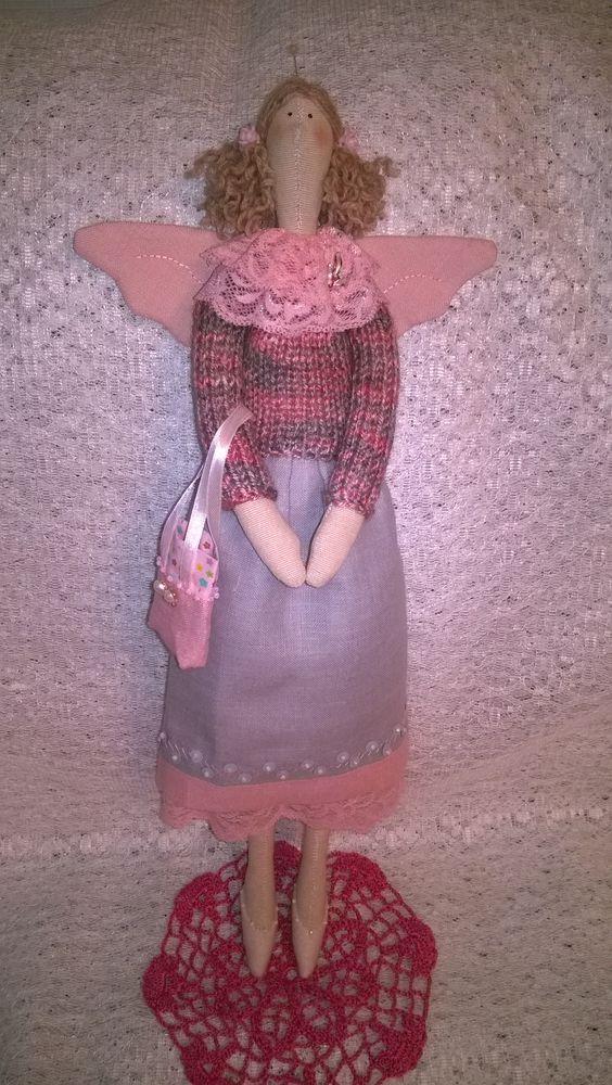 кукла тильда, авторская кукла, для уюта