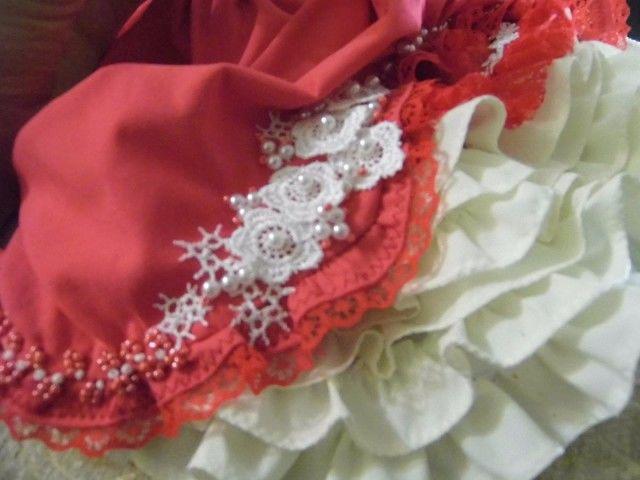 текстильнве куклы