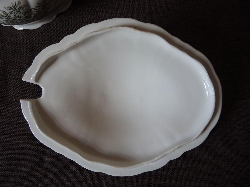 Дополнительные фото антикварной супницы 1900-1910гг Doulton Burslem. Англия, фото № 6