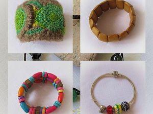 Немного о личном: мои любимые браслеты. Ярмарка Мастеров - ручная работа, handmade.