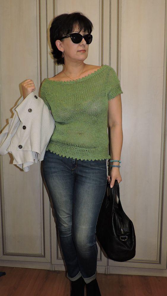 свитер вязаный, фотоотчет, весенняя коллекция, женская одежда, модный тренд