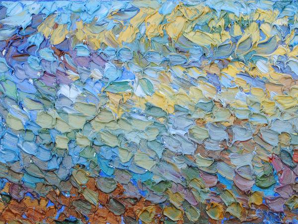 100х50 Серебряная река | Ярмарка Мастеров - ручная работа, handmade