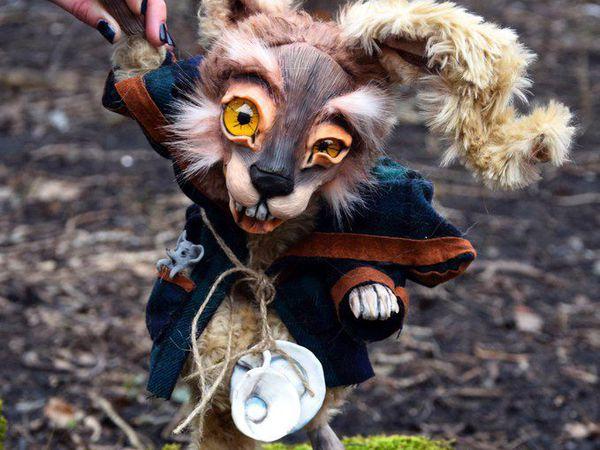 Как я начала делать игрушки по фильмам! | Ярмарка Мастеров - ручная работа, handmade