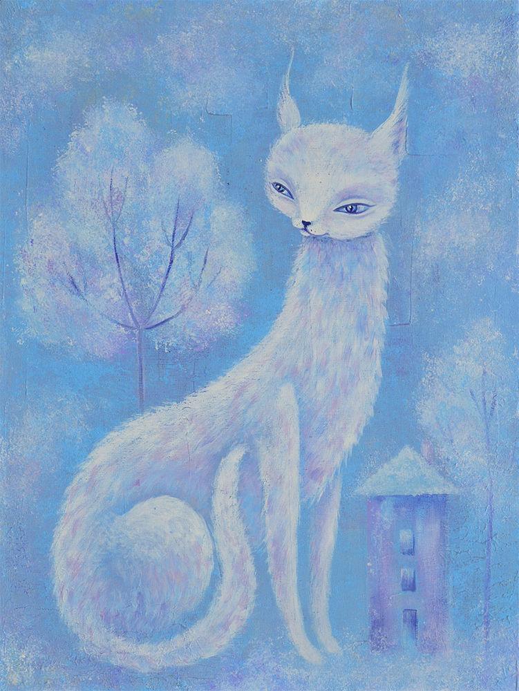 кошка, кошки, весна, весенняя кошка