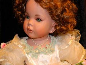 Коллекционные куклы Расти (Rustie) восхищают | Ярмарка Мастеров - ручная работа, handmade