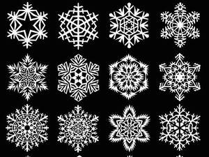 Про историю вырезания бумажных снежинок   Ярмарка Мастеров - ручная работа, handmade