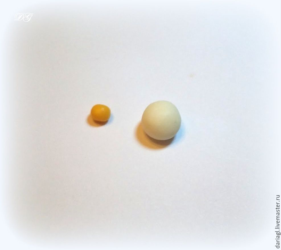 яичница из пластики