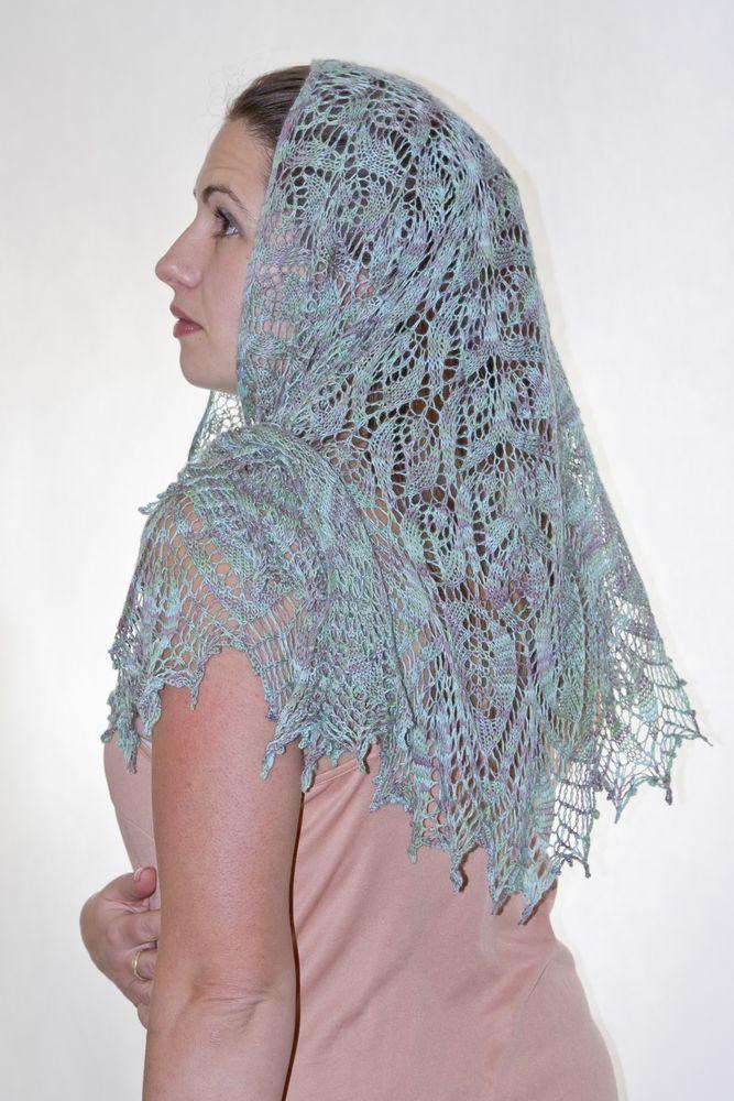 кашемировая шаль
