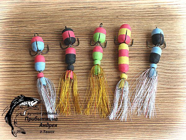 Чудо-приманка для джиговой ловли - мандула, | Ярмарка Мастеров - ручная работа, handmade