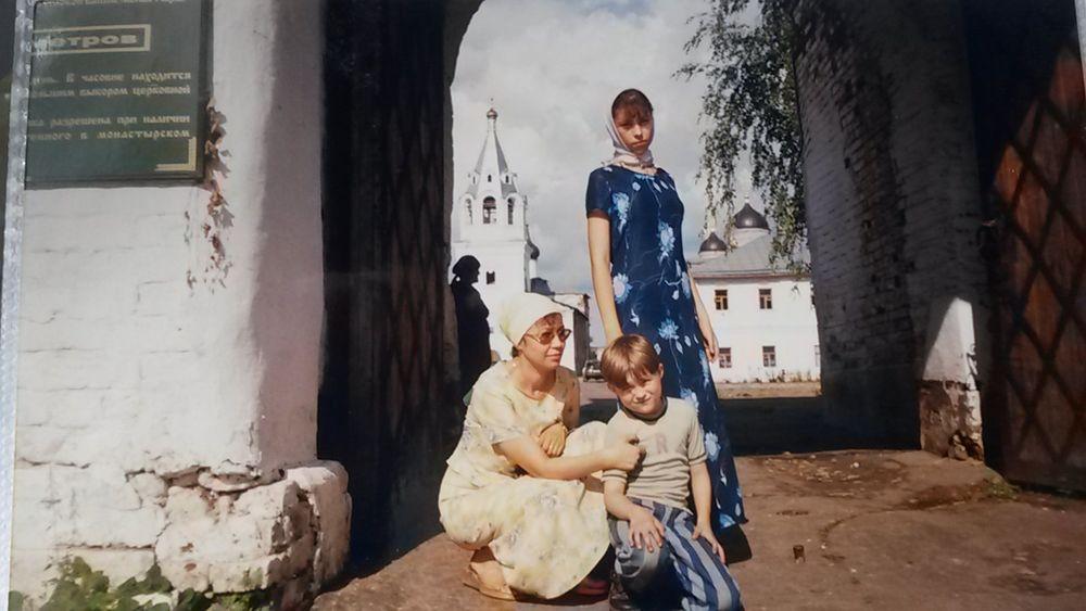семья, путешествия, про меня