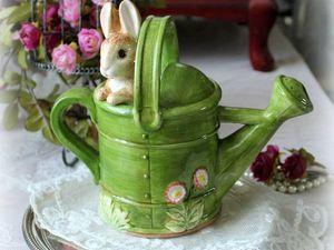 Дополнительные фотографии чайника Beatrix Potter Peter Rabbit. Ярмарка Мастеров - ручная работа, handmade.