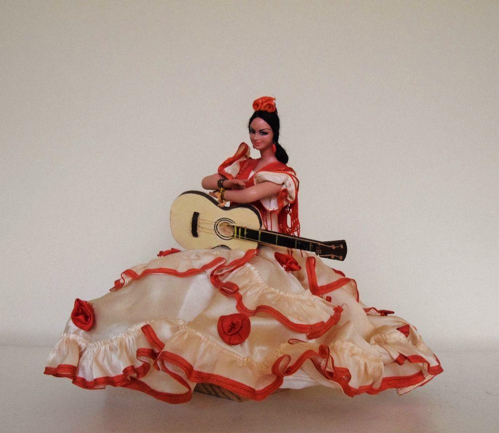 Чувственные куклы фламенко в образе Carmelita Geraghty, фото № 33