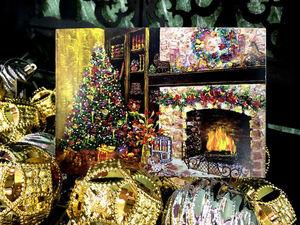 Розыгрыш новогодних открыток!. Ярмарка Мастеров - ручная работа, handmade.