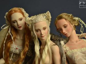 «Искусство Куклы»  2018 и новая коллекция. Ярмарка Мастеров - ручная работа, handmade.